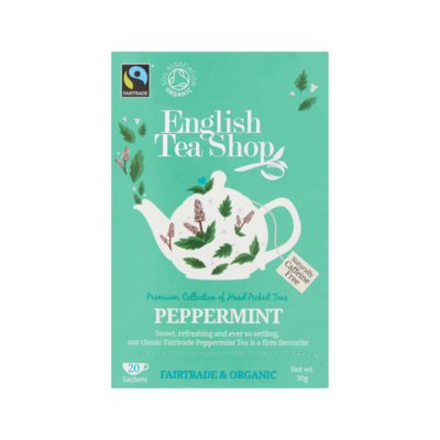 English Tea Shop Pepermint 20 Stuks