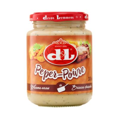 D&L Peper Warme Saus