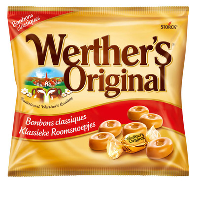 Werther's Original Original Klassieke roomsnoepjes
