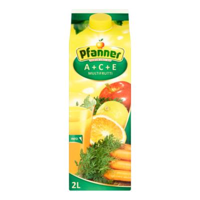 Pfanner A+C+E Multifruit