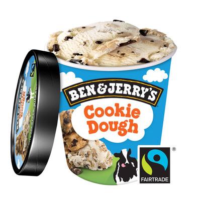 Ben & Jerry's IJs cookie dough