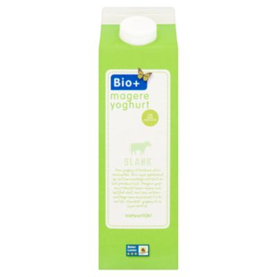 Bio+ Magere yoghurt