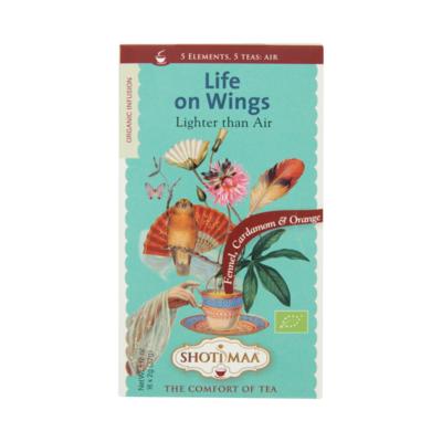 Shoti Maa Life on Wings Fennel, Cardamom, Orange