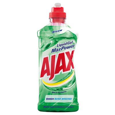 Ajax Liquid gel eucalyptus allesreiniger