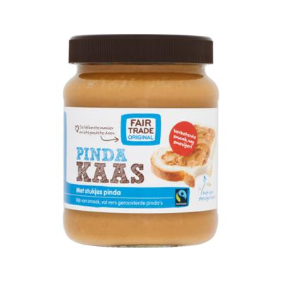 Fair Trade Original Pindakaas