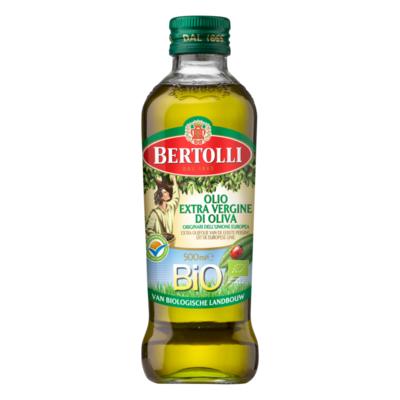 Bertolli Extra Olijfolie Bio