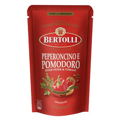 Bertolli Pastasaus rode pepers & tomaat