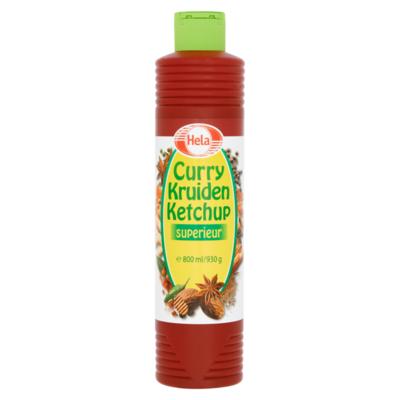 Hela Curry Kruiden Ketchup Superieur