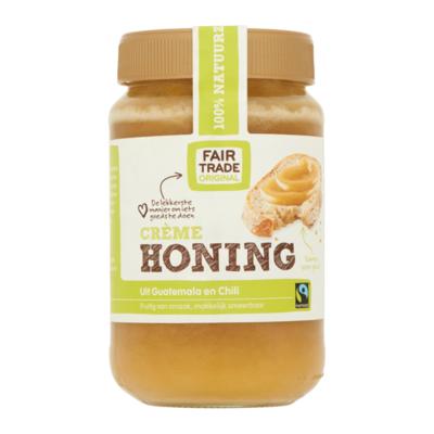 Fair Trade Original Honing Crème