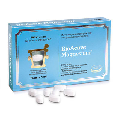 BioActive magnesium tabletten
