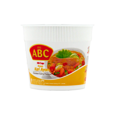 ABC Noodles Kari Ayam Chicken Curry Flavour