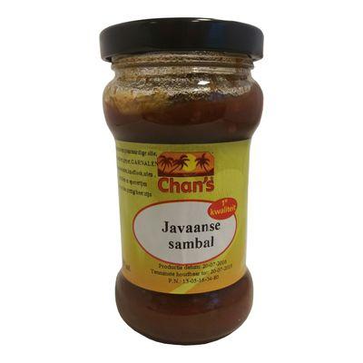 Chan's Javaanse Sambal