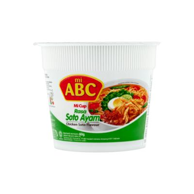 ABC Noodles Soto Ayam Chicken Soto Flavour