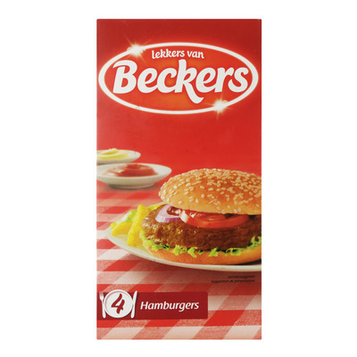 Beckers Hamburgers