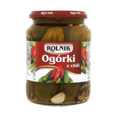 Rolnik Augurken met Pepers