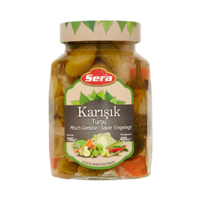 Sera Pickled Mixed Vegetables
