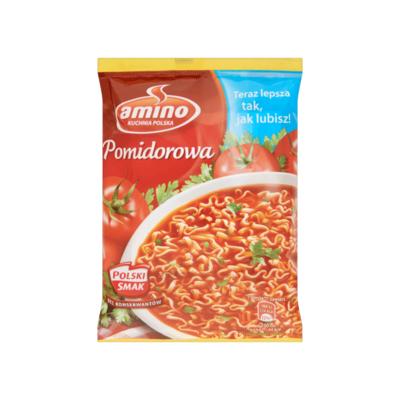 Amino Pomidorowa Noedelsoep Tomaat