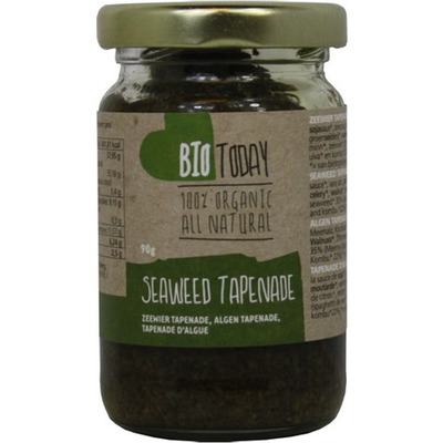 BioToday Zeewier tapenade