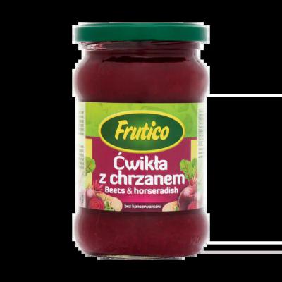 Frutico Rode Bieten met Mierikswortel