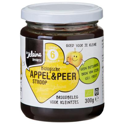 De Kleine Keuken Stroop appel-peer voor kleintjes 8 mnd