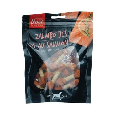 Best for your Friend Kattensnack Zalmkluifjes