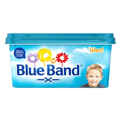 Blue Band Idee! kuip