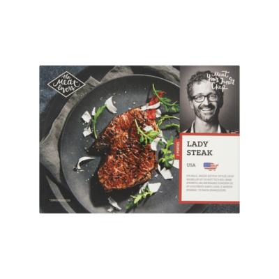 The Meat Lovers Lady Steak USA (Diepvries)