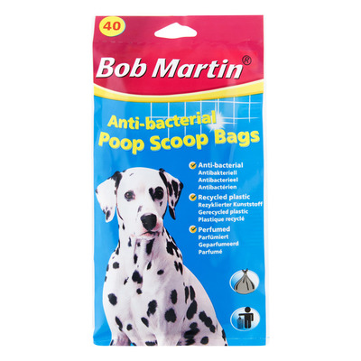 Bob Martin Rub poop scoop bags