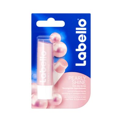 Labello Pearly Shine Verzorgende Lippenbalsem