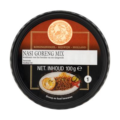 Koningsvogel Nasi Goreng Mix