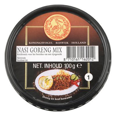 Koningsvogel Mix nasi goreng nr 1