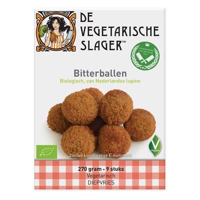 Vegetarische Slager Bitterballen