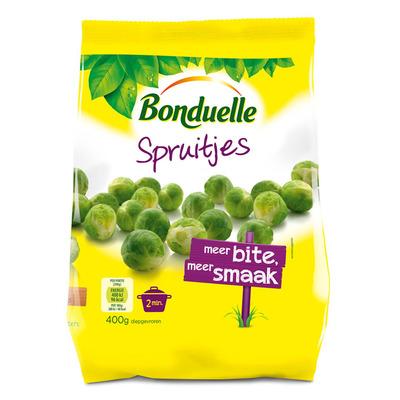 Bonduelle Spruitjes extra fijn