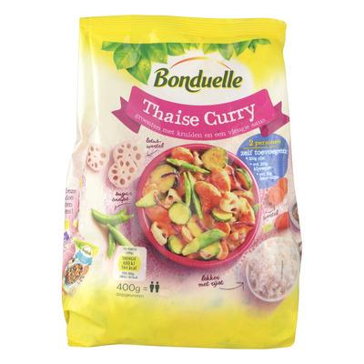 Bonduelle Thaise curry