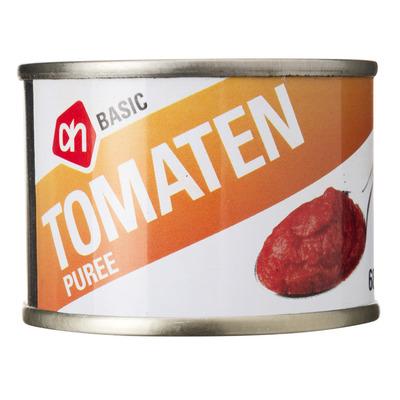 Budget Huismerk Tomaten puree