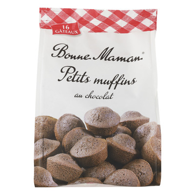 Bonne Maman Petits muffin chocolat