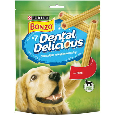 Bonzo Dental delicious rund