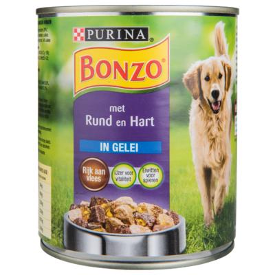 Bonzo Rund/hart in gelei