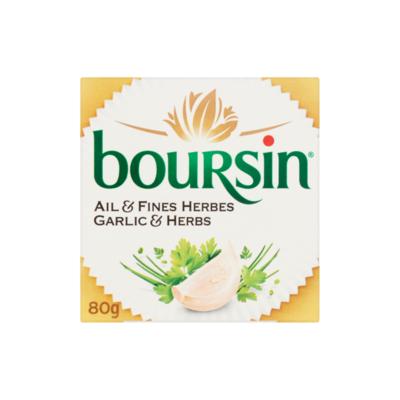 Boursin Garlic & Herbs