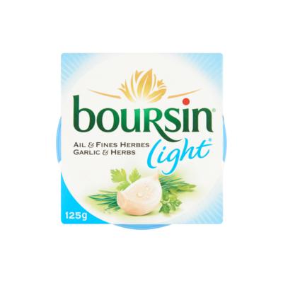Boursin Knoflook & Fijne Kruiden Light