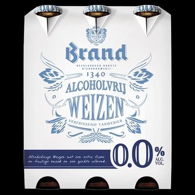 Brand Weizen 0.0