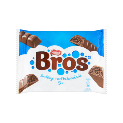 NESTLÉ BROS Melkchocolade 5-pack