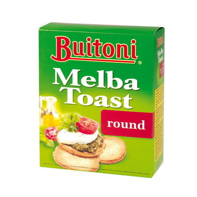 Buitoni Melba toast rondjes