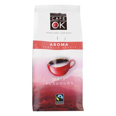 Café Oké Aroma snelfiltermaling