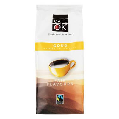 Café Oké Goud snelfiltermaling