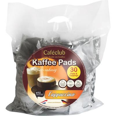 Caféclub Kaffee pads cappuccino