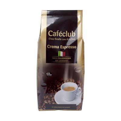 Caféclub Kaffeebohnen espresso classico