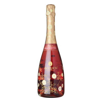 Acquesi Brachetto Vino Spumante rosato