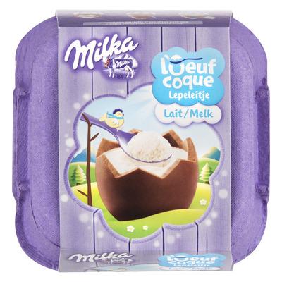 Milka Lepeleitjes Alpenmelk met melkcrème