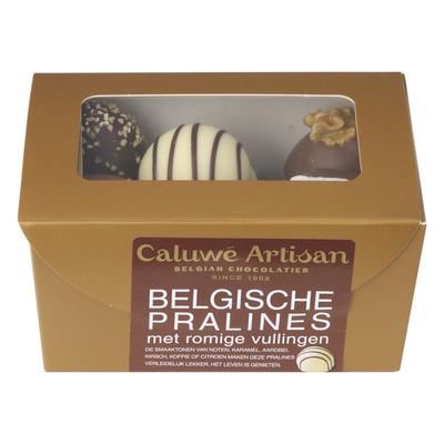 Caluwé Belgische pralines